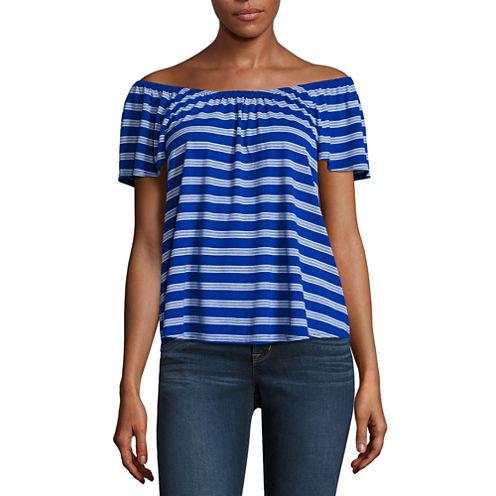 Stylus Short Sleeve T-Shirt-Womens
