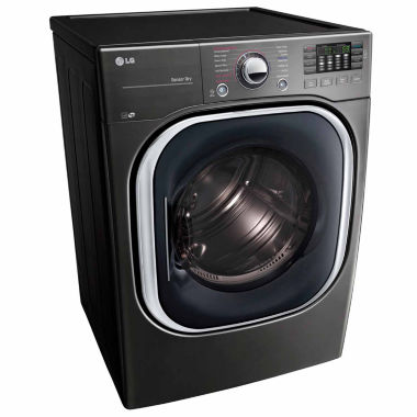 jcpenney.com | LG ENERGY STAR®  7.4 cu. Ft. Ultra Large CapacityElectric SteamDryer with NFC Tag On