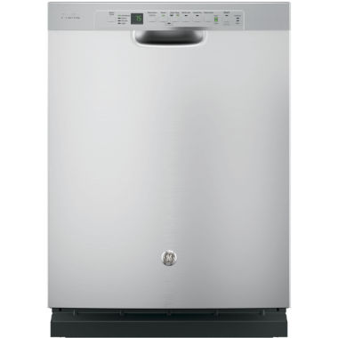 jcpenney.com | GE Profile™ Stainless Steel Interior Dishwasher with Front Controls