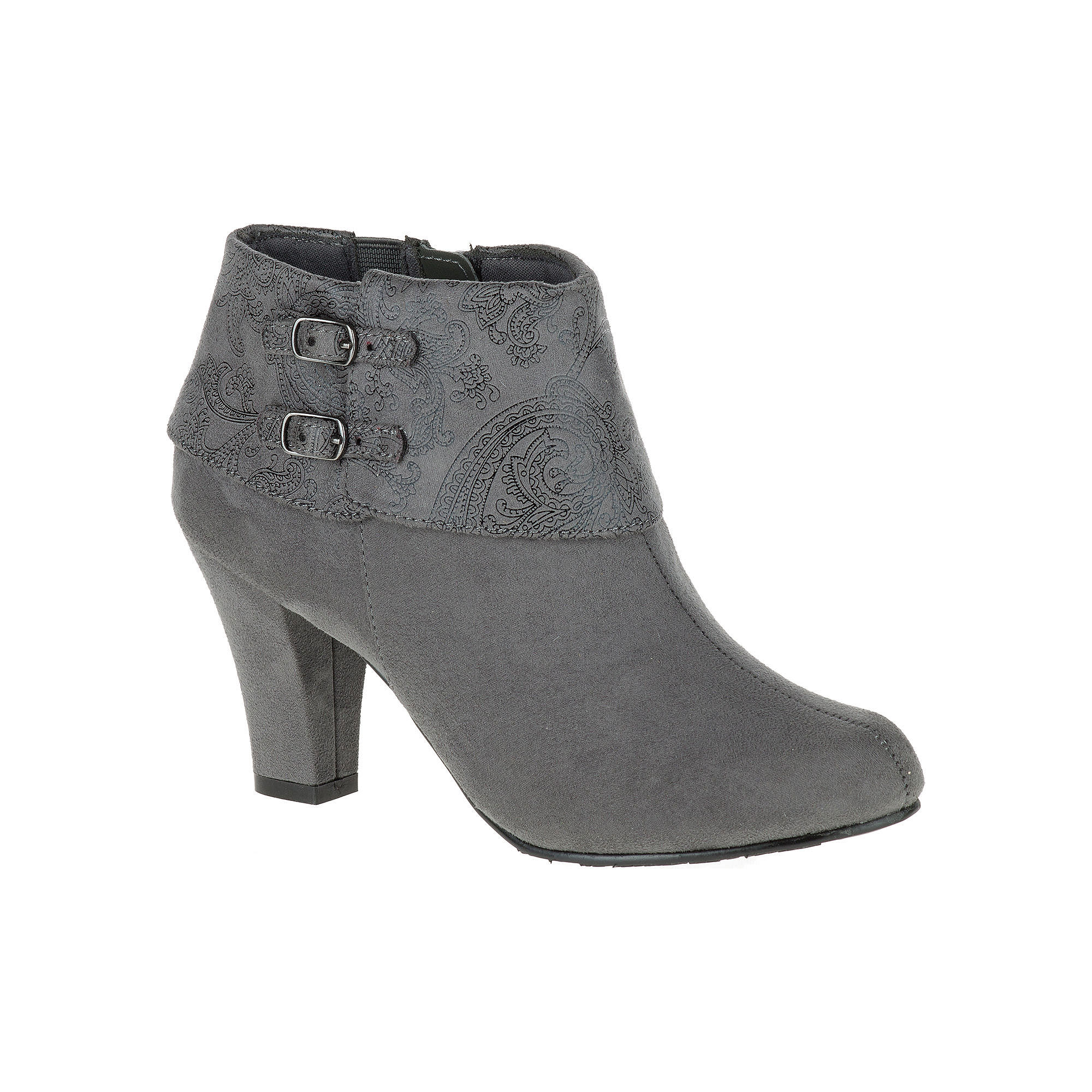 Soft Styles by Hush Puppies Creel Womens Bootie plus size,  plus size fashion plus size appare