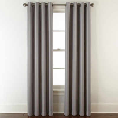 Linden Street Elmsford Room Darkening Grommet Top Curtain Panel