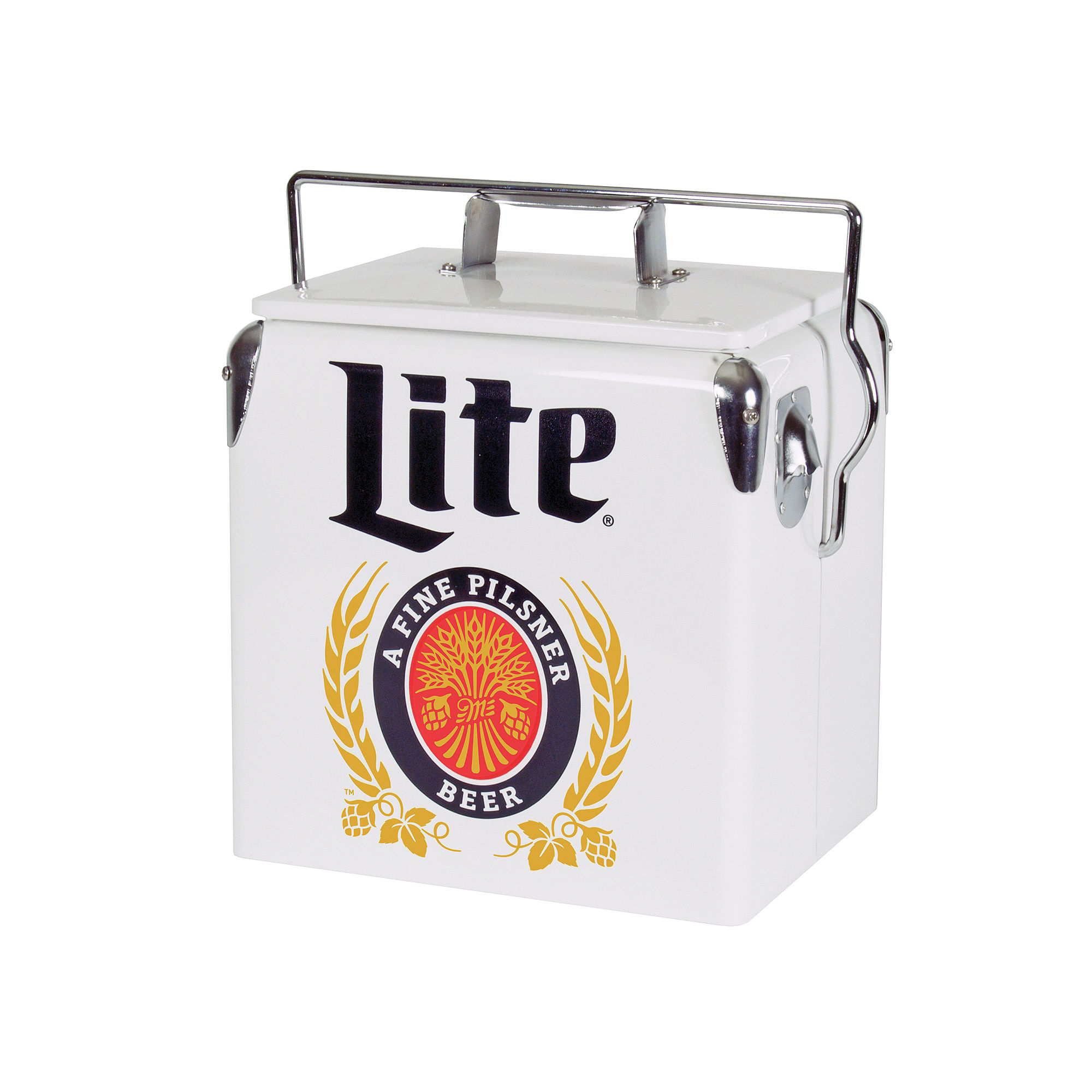 Miller Lite 13L Ice Chest