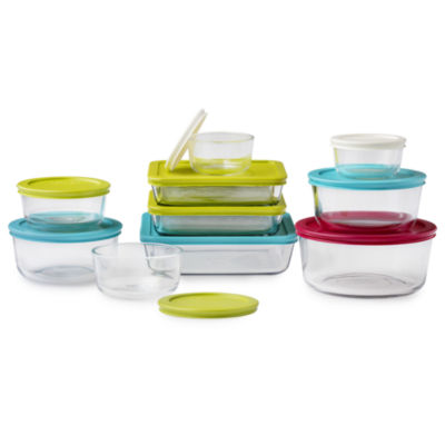 2be4c3df7264 Pyrex 20-pc. Storage Set - JCPenney