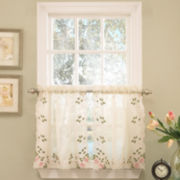 Rosemary Kitchen Curtains