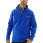 Columbia® Lone Ridge Quarter-Zip Fleece Jacket