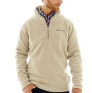 Columbia® Lone Ridge Quarter-Zip Fleece Jacket