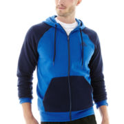 adidas® Everyday Fleece Full-Zip Hoodie