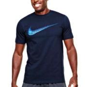 Nike® Hangtag Swoosh Tee