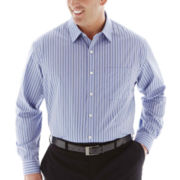 Van Heusen® Traveler No-Iron Woven Shirt–Big & Tall