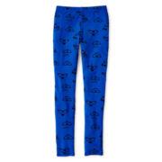 Total Girl® Knit Leggings - Girls 6-16 and Plus