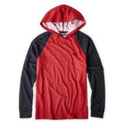 Vans® Pull-Over Knit Hoodie – Boys 8-20