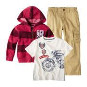 Arizona Graphic Tee, Hoodie or Cargo Pants - Boys