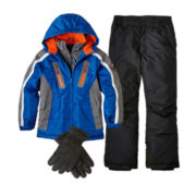 Igloo Gloves, Vertical 9 Snow Pants or Weatherproof® Jacket - Boys
