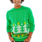 Tannenbaum Fleece Sweatshirt