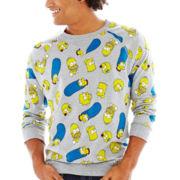 Simpsons™ Graphic Fleece Sweatshirt