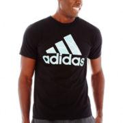 adidas® Basketball Tee