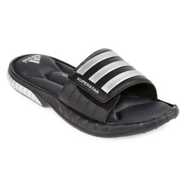 jcpenney.com | adidas® Superstar 3G Mens Slide Sandals