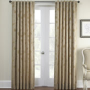 Marquis by Waterford® Samantha Gold 2-Pack Curtain Panels