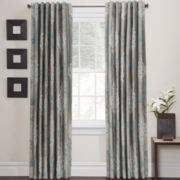 Marquis by Waterford® Arabesque Curtain Panel Pair