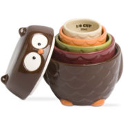 Owl 5-pc. Measuring Cup Set