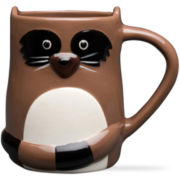 Riley Raccoon Set of 2 Mugs
