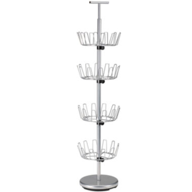 jcpenney.com | Household Essentials® 4-Tier Revolving Shoe Tree