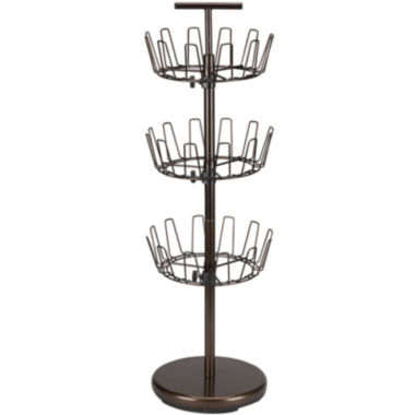 jcpenney.com | Household Essentials® 3-Tier Revolving Shoe Tree
