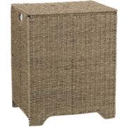 Household Essentials® Seagrass Hamper