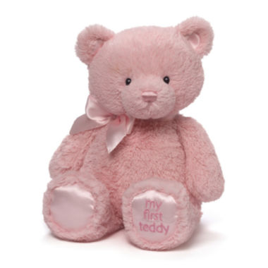 jcpenney.com | babyGund® Baby's First Teddy Bear - Pink