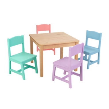 jcpenney.com | KidKraft® Seaside Table and 4 Chair Set