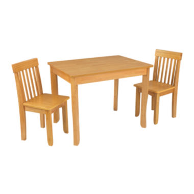 jcpenney.com | KidKraft® Avalon Table II and 2 Chairs Set - Natural