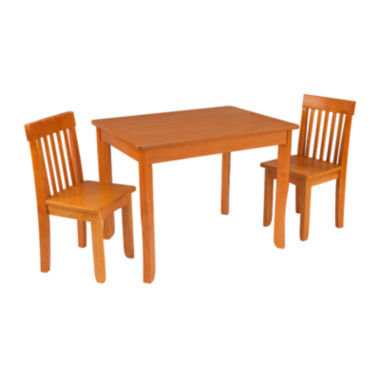 jcpenney.com | KidKraft® Avalon Table II and 2 Chairs Set - Honey