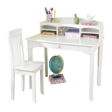 jcpenney.com | KidKraft® Avalon Desk with Hutch - White