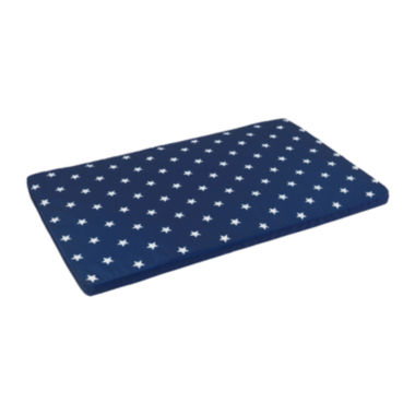 jcpenney.com | KidKraft® Star-Print Toy Box Cushion