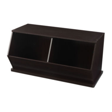 jcpenney.com | KidKraft® Double Storage Unit - Espresso