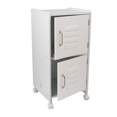 KidKraft® Medium Locker - White