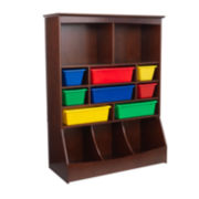 KidKraft® Wall Storage Unit - Espresso