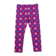 Disney Apparel by Okie Dokie® Frozen Leggings - Preschool Girls 4-6x