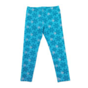 Disney by Okie Dokie® Frozen Leggings - Preschool Girls 4-6x