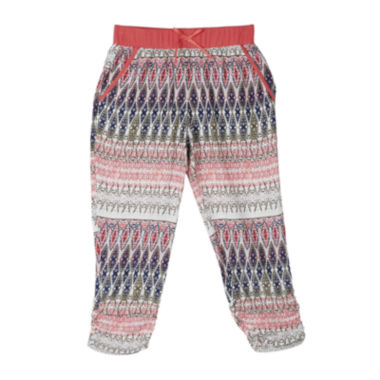 jcpenney.com | by&by Girl Printed Jogger Pants - Girls 7-16