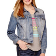 Arizona Denim Jacket - Plus