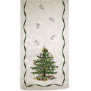 Avanti Spode Christmas Tree Table Runner