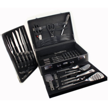 jcpenney.com | BergHOFF® Geminis 32-pc. Knife and Utensil Set