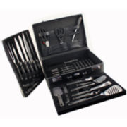 BergHOFF® Geminis 32-pc. Knife and Utensil Set