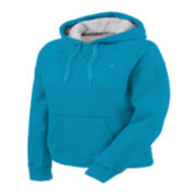 Champion® Long-Sleeve Pullover Fleece Hoodie