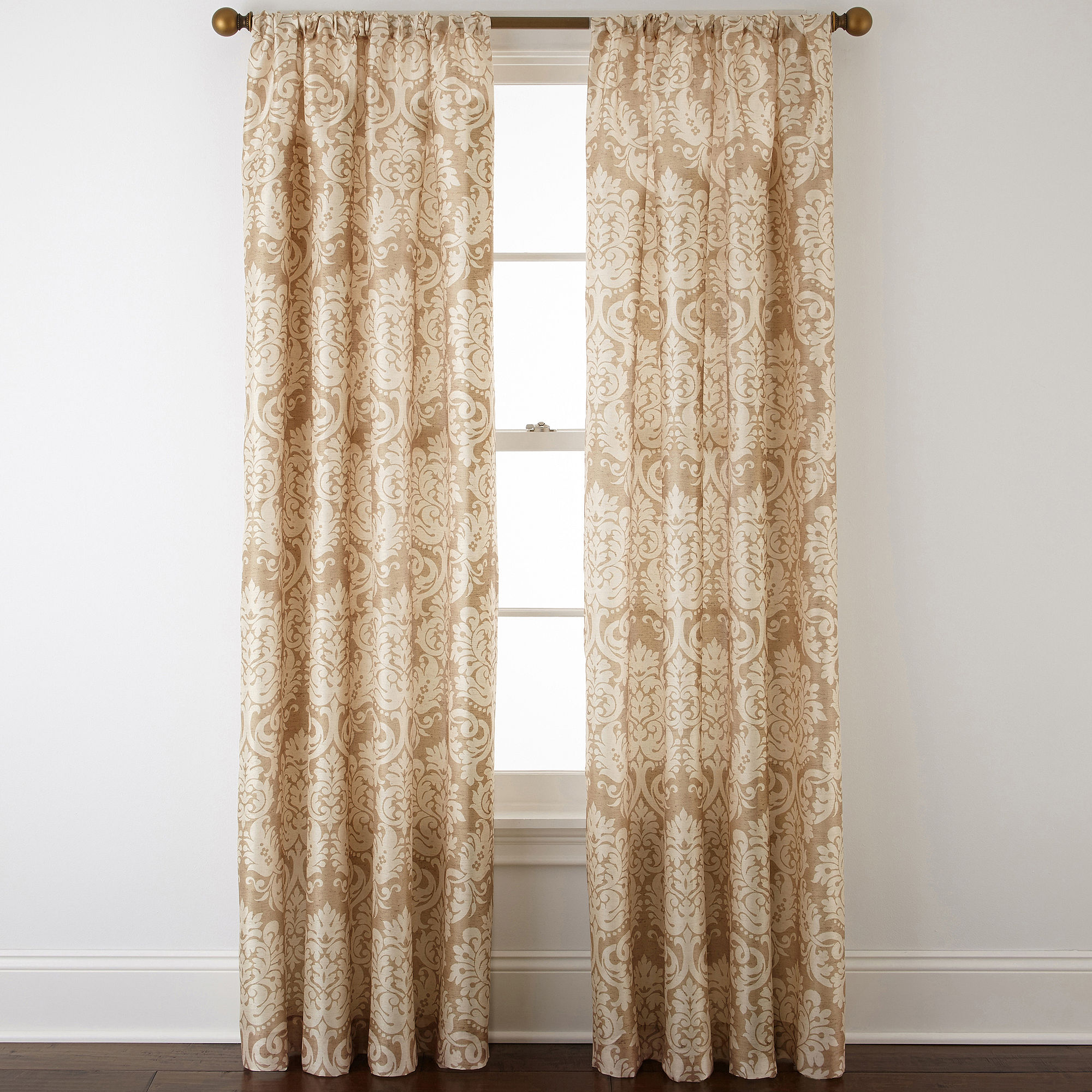 Upc 073104900026 Royal Velvet Camden Rod Pocket Curtain Panel