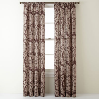 Royal Velvet® Camden Rod-Pocket Curtain Panel