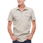 i jeans by Buffalo Maden Short-Sleeve Woven Shirt
