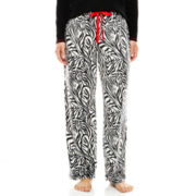Sleep Chic Micro Fleece Sleep Pants - Tall