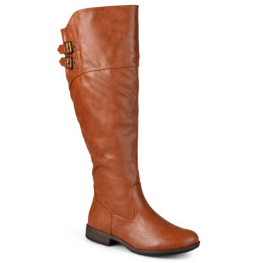 jcpenney.com | Journee Collection Womens Riding Boots - Extra Wide Calf